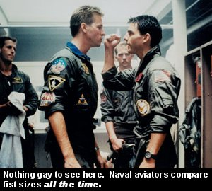 Military gets gay over soldiers' feelings. Posted on January 21, 2009
