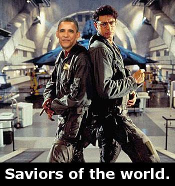 Saviors of the world